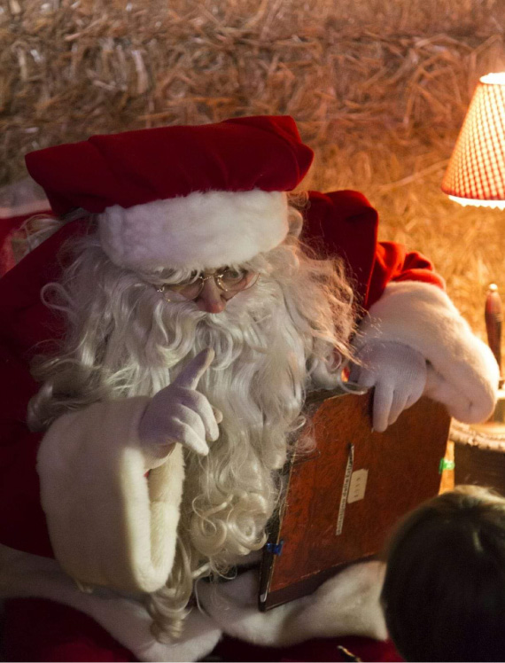 Babbo Natale in ASINOteca
