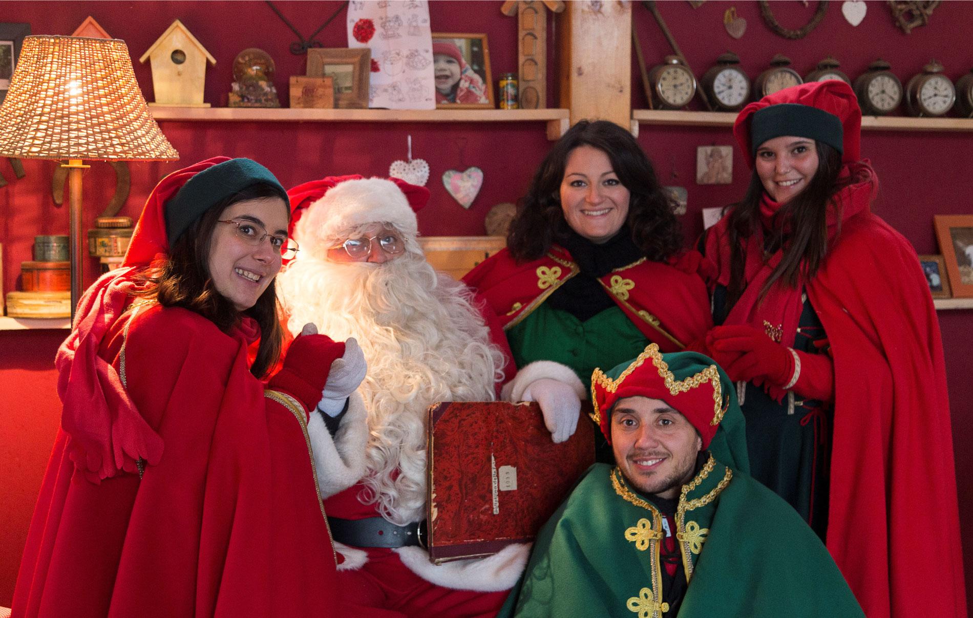 Gruppo Natale in ASINOteca